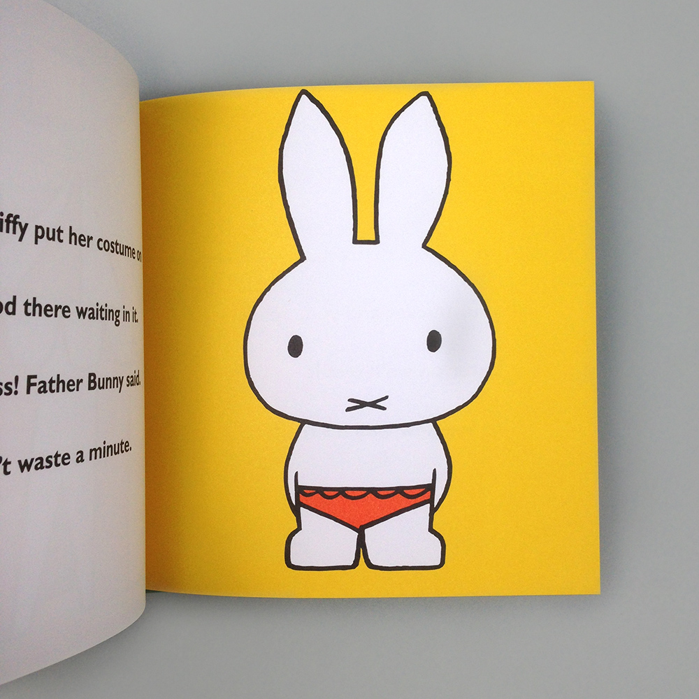 Miffy at the Seaside