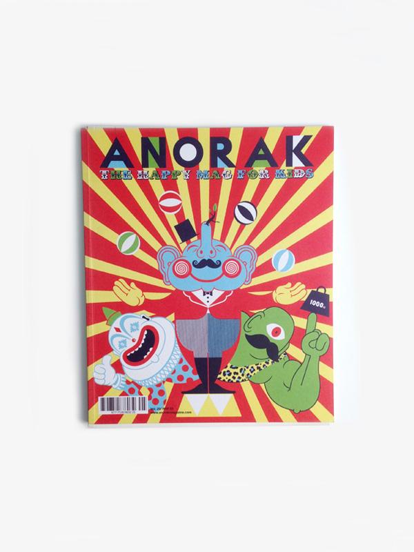 Anorak Magazine - Circus
