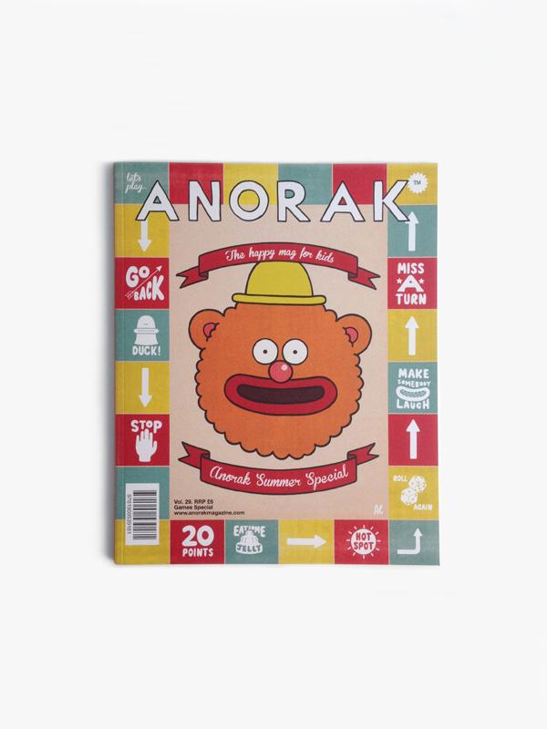 Anorak Magazine - Games