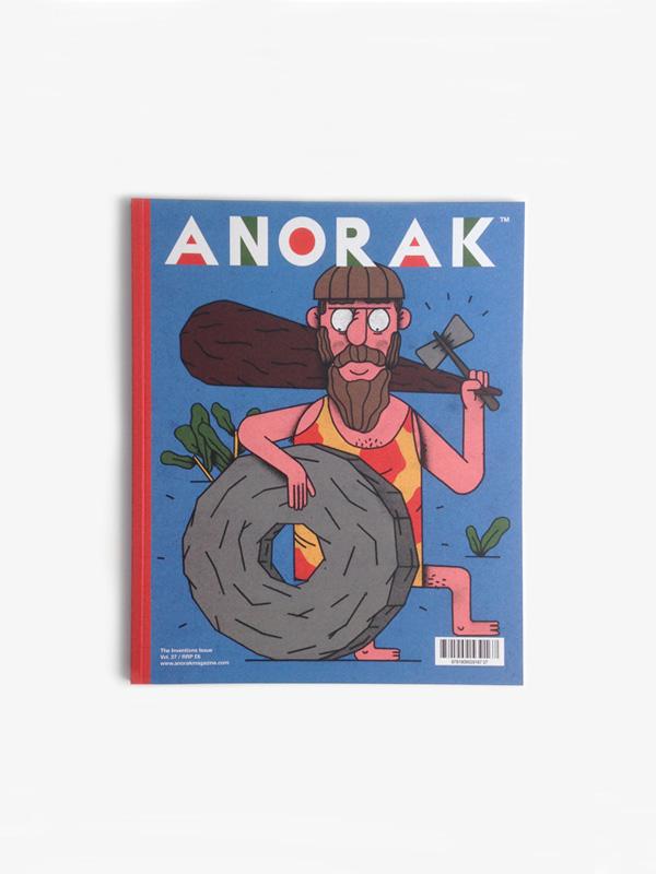 Anorak Magazine - Inventions