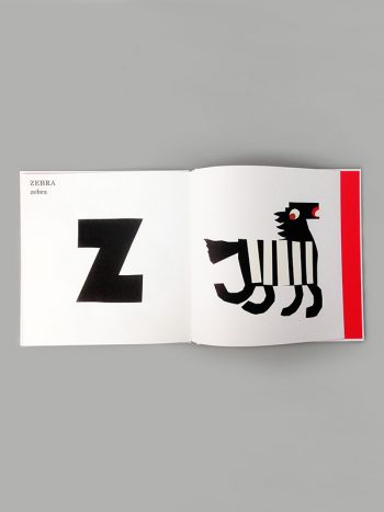 Anteaters to Zebras by Alan Fletcher