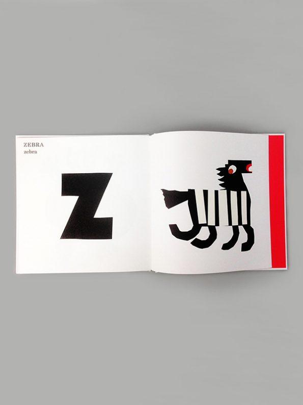 Anteaters to Zebras by Alan Fletcher