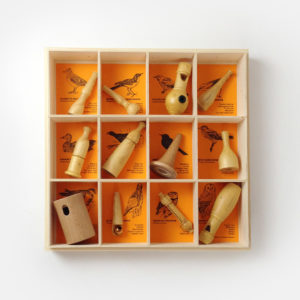 12 European Bird Calls Gift Box Set
