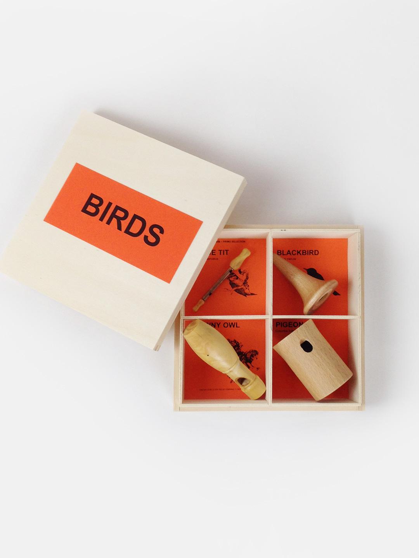 4 Primo Bird Calls Gift Box