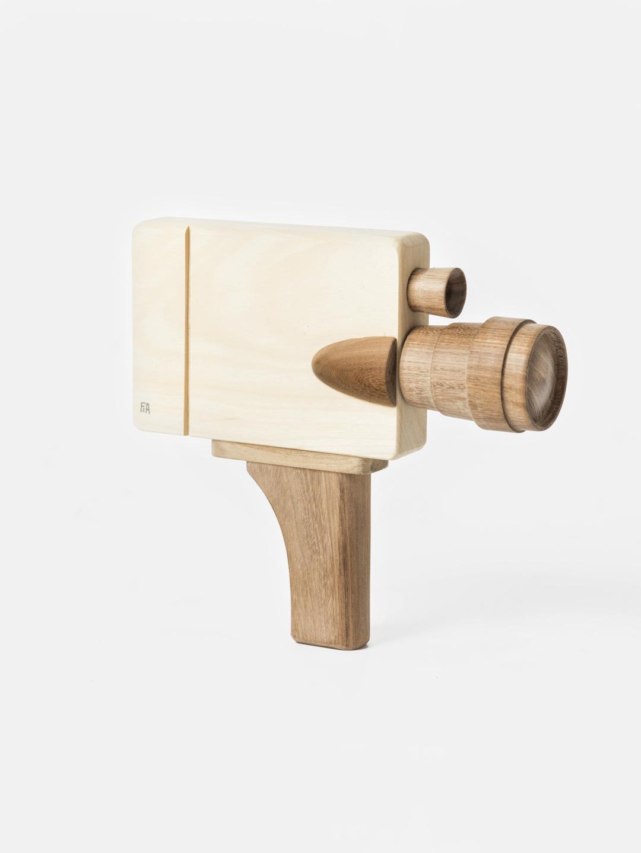 Wooden Film Camera