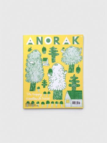 Anorak Woodlands Issue