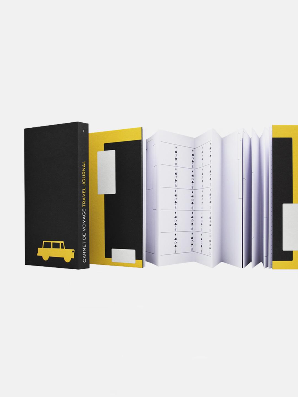 Travel Journal   Carnet de Voyage