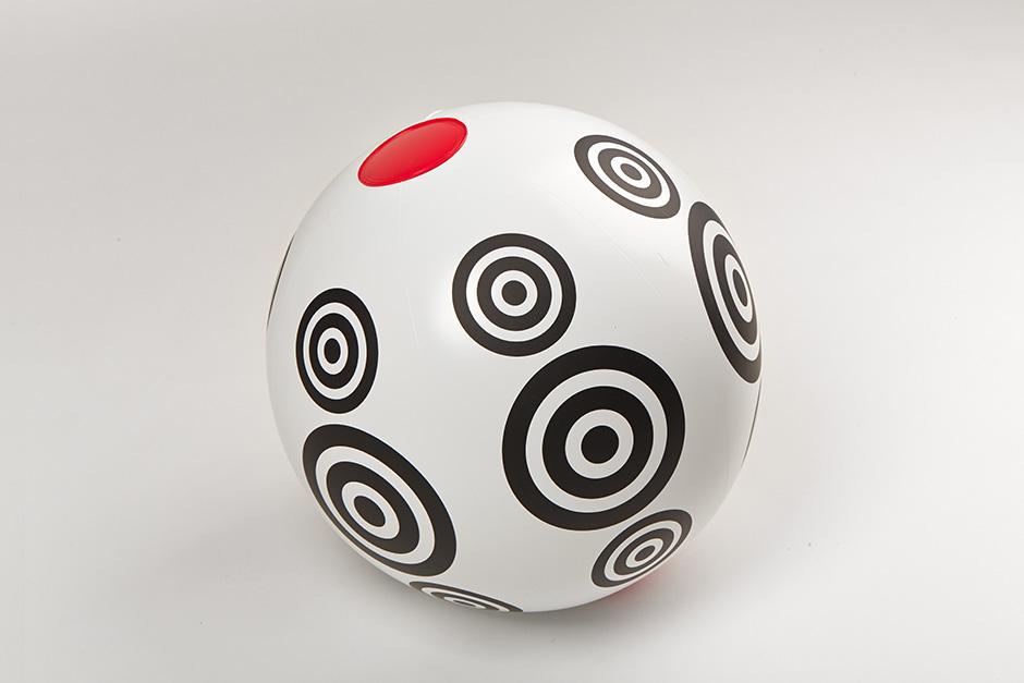 Fatra Inflatable Toy Black & White Beach Balls