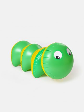 Inflatable Toy - 1970s design by Czech designer Libuše Niklová - exhibited at MoMA New York in the 'Century of a Child' exhibition in 2012