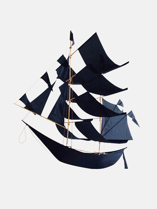 Large Ship Kite – Flying Dutchman