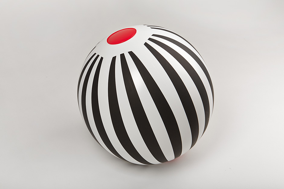 Fatra Inflatable Toy Black & White Beach Balls