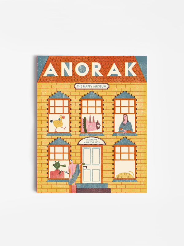 Anorak Magazine - The Happy Museum