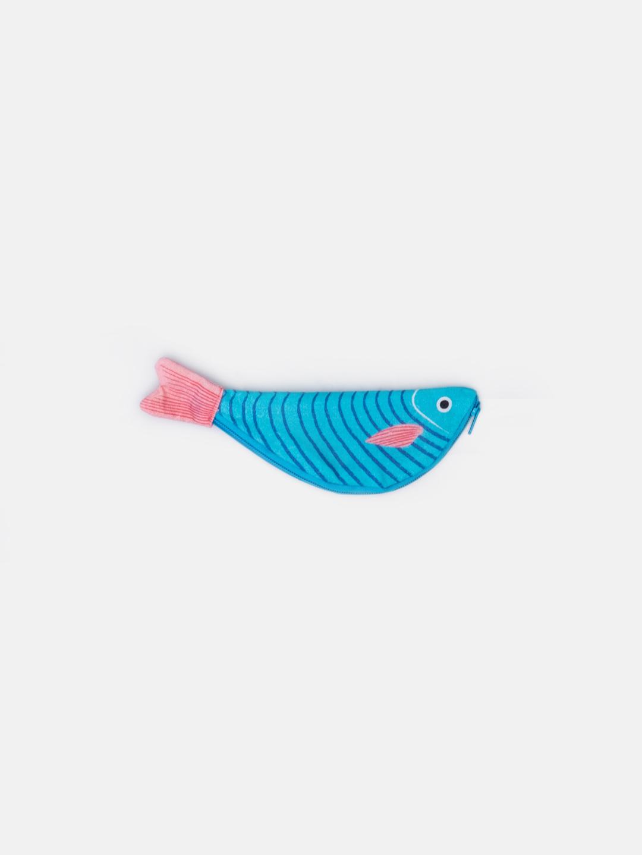 Catfish Keychain Purse