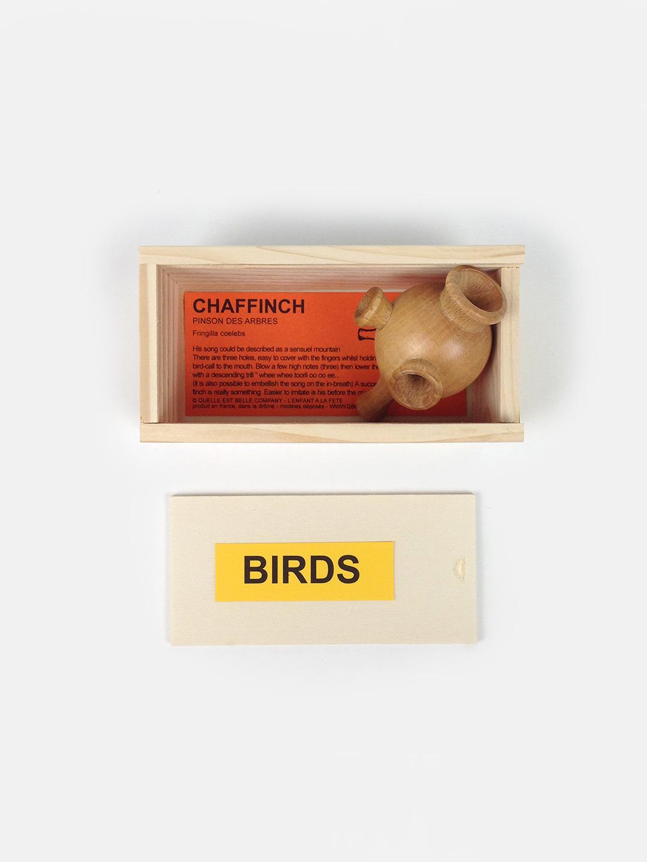 Bird Call - Chaffinch