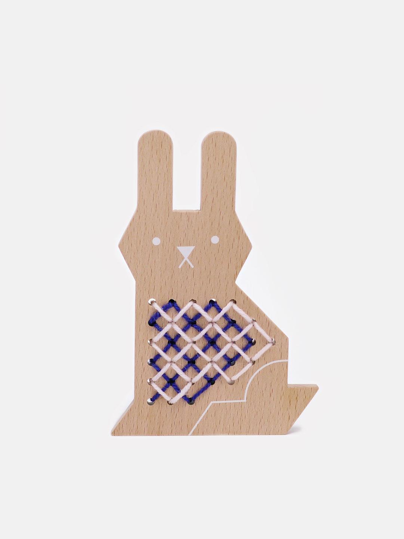 Cross Stitch Friends - Rabbit