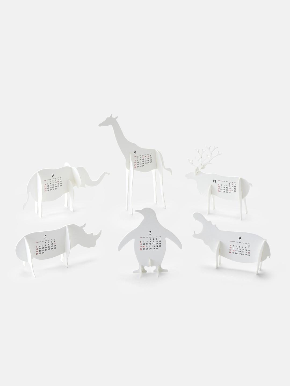 Zoo 2017 Calendar Craft Kit