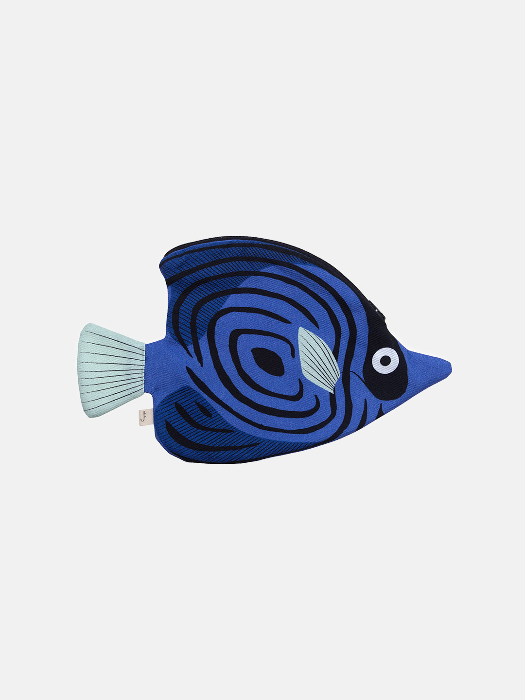 Blue Butterflyfish Pouch