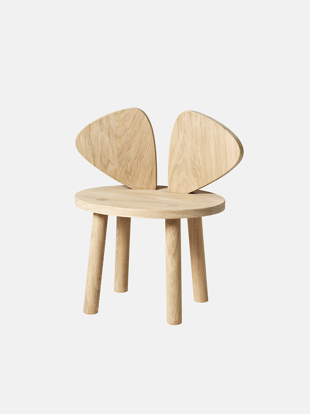 Mouse Chair - Oak