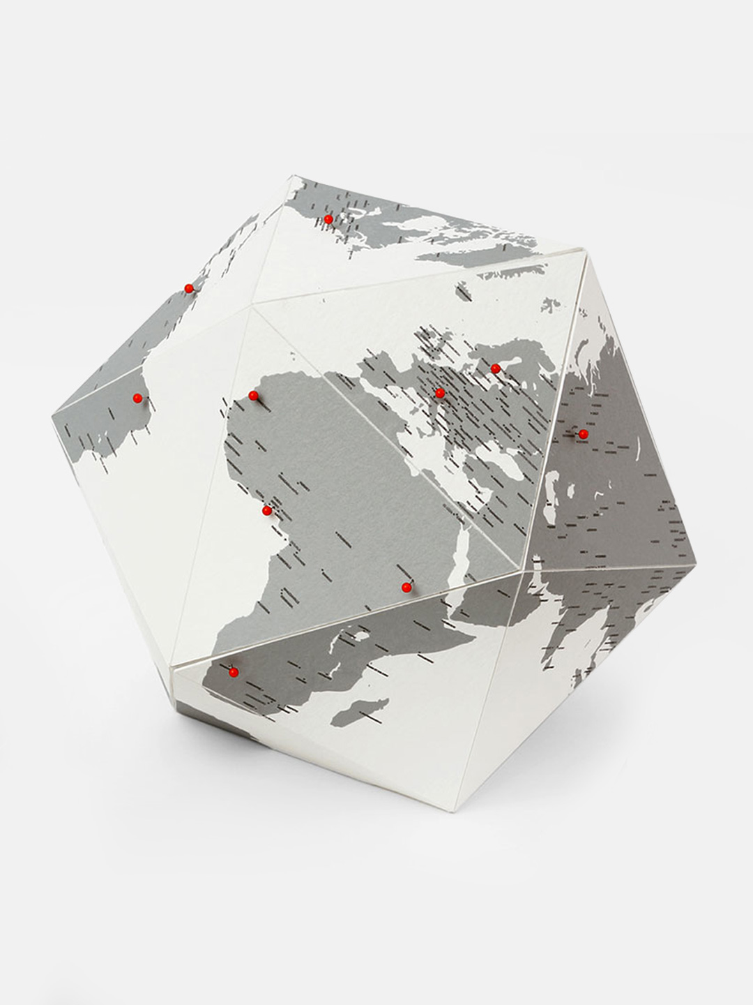 HERE The Personal Globe by Cities - Extra Large