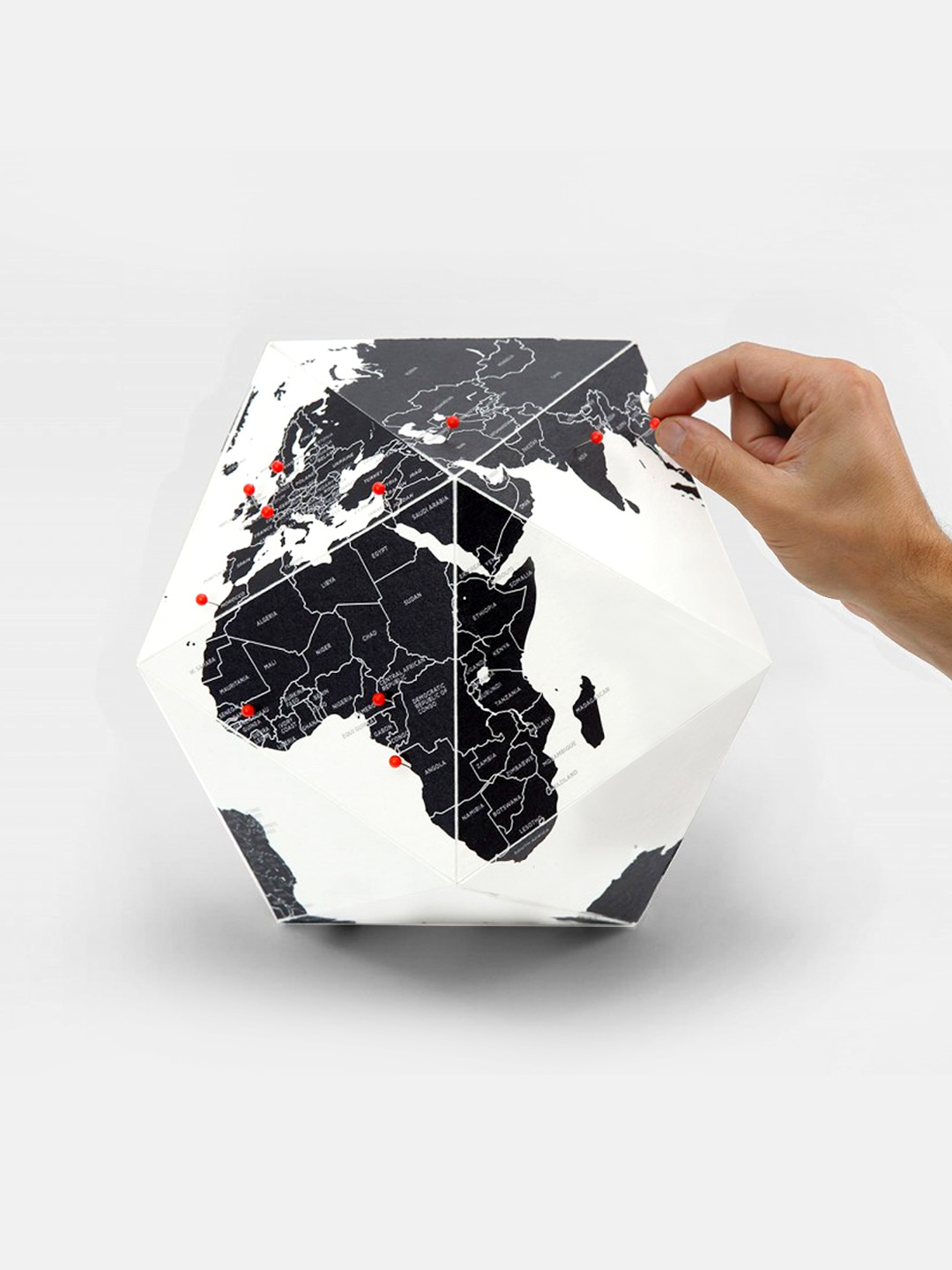 HERE The Personal Globe by Countries - Small