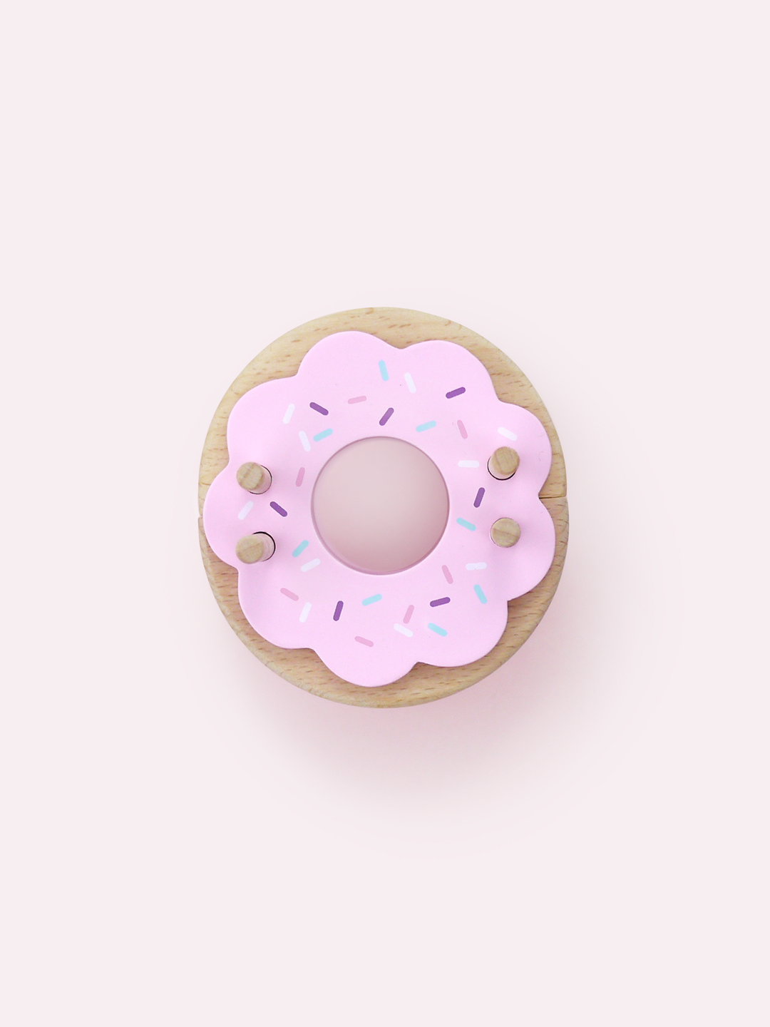 Donut Pom Maker – Strawberry