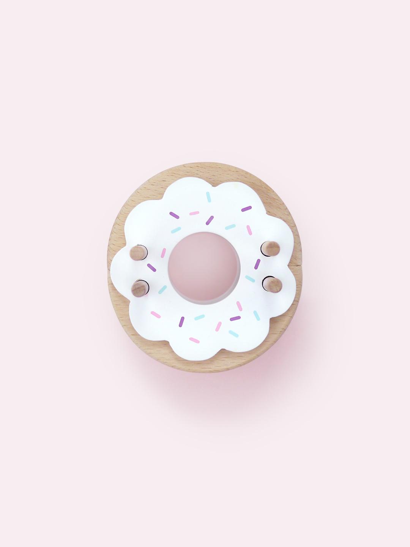 Donut Pom Maker – Vanilla
