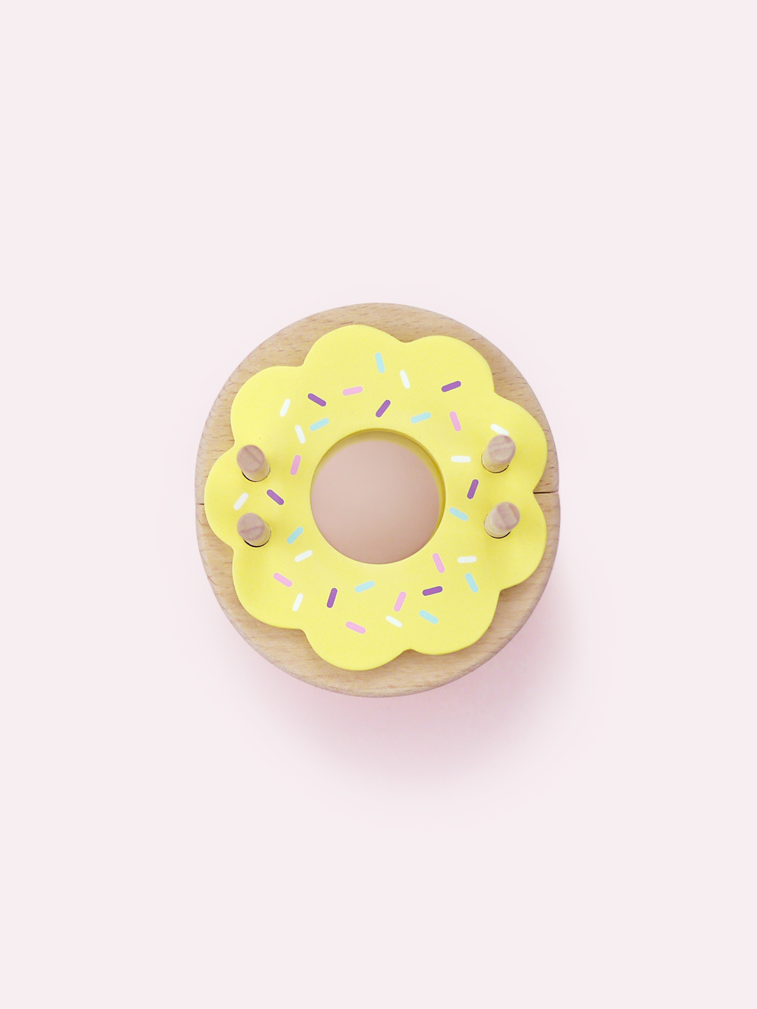 Donut Pom Maker - Lemon
