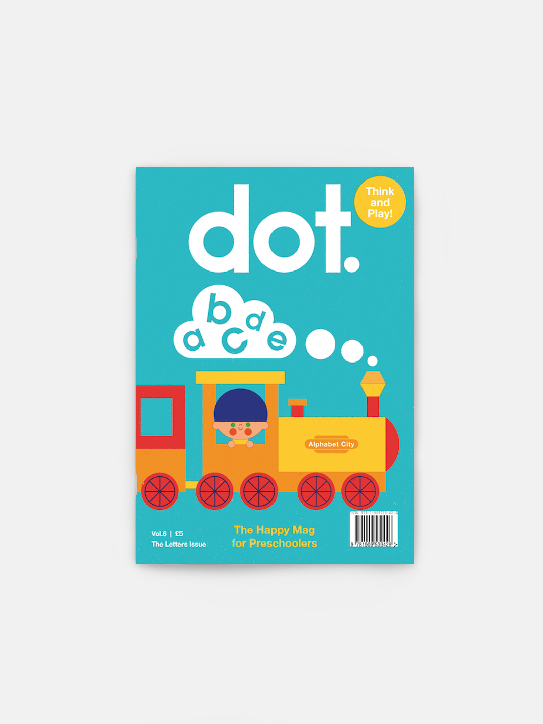 DOT - The Letters Issue
