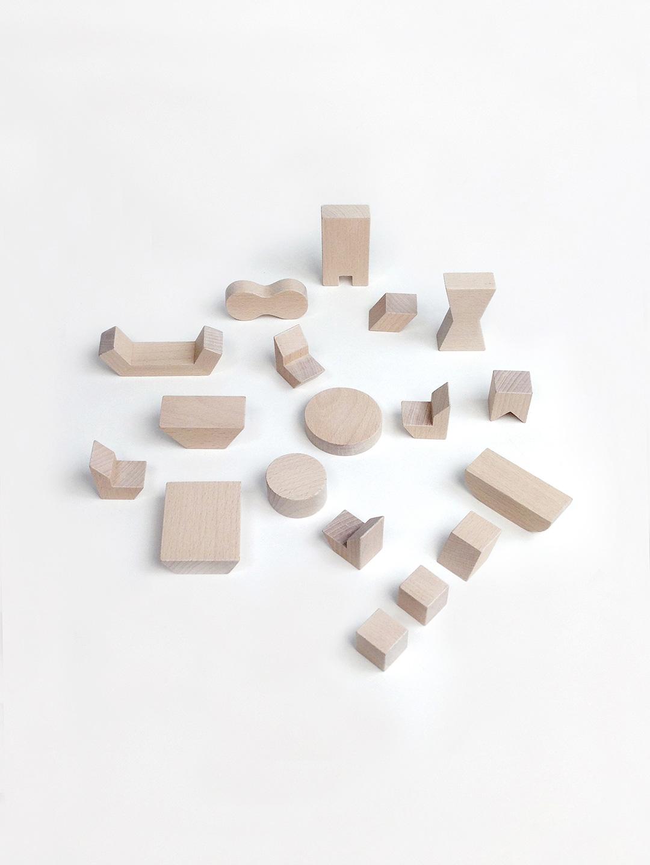 Mini Furniture - Natural