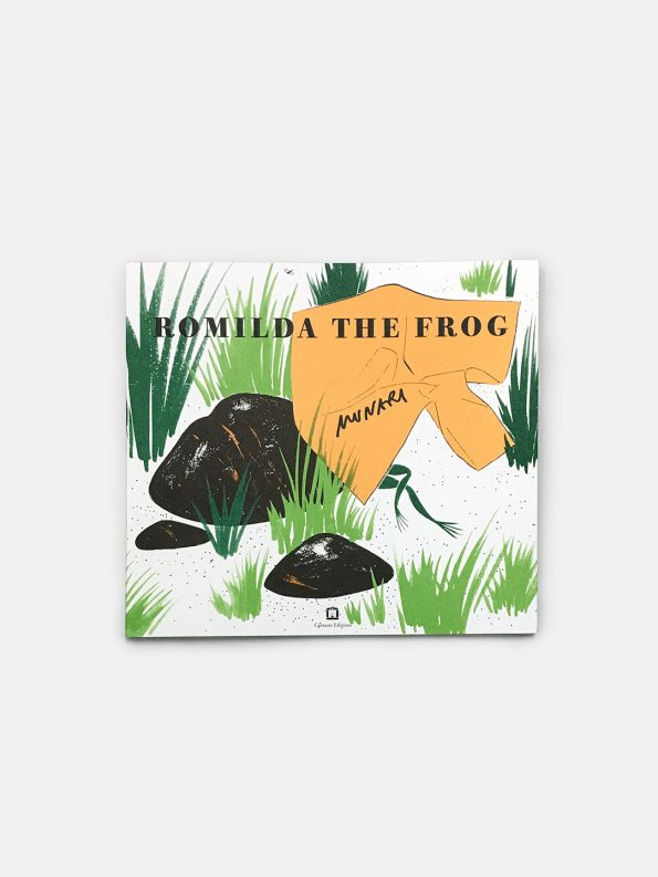 Romilda The Frog