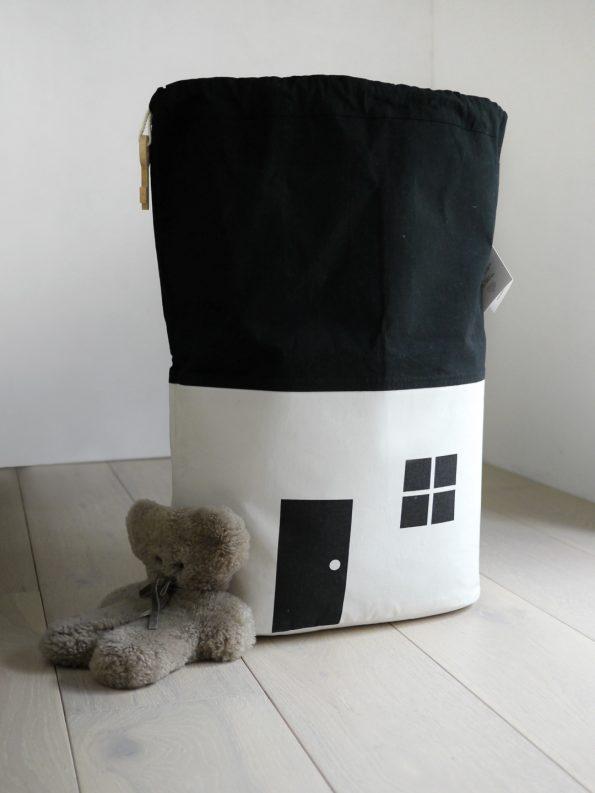 House No 1 Organic Storage Bag Moon Picnic