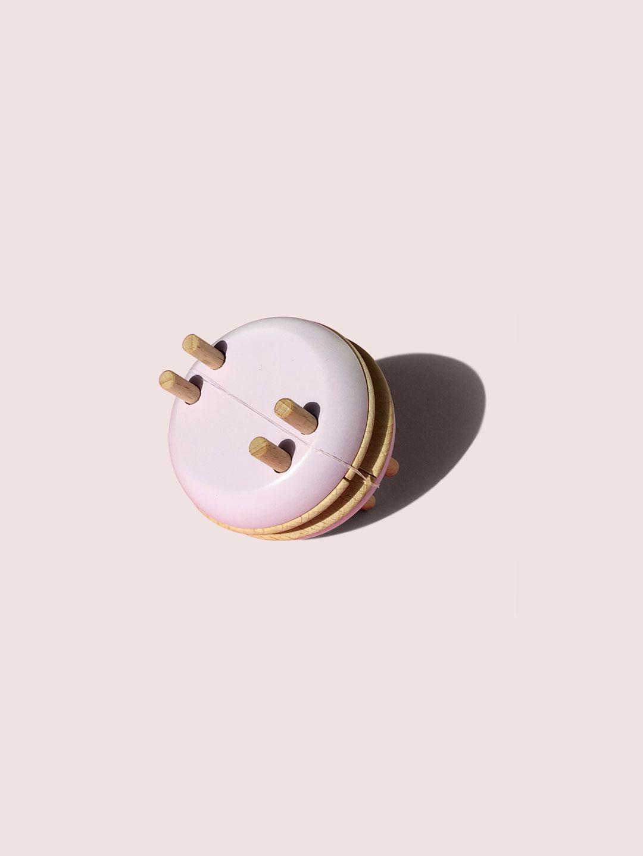 Macaron Pom Maker - Lavender