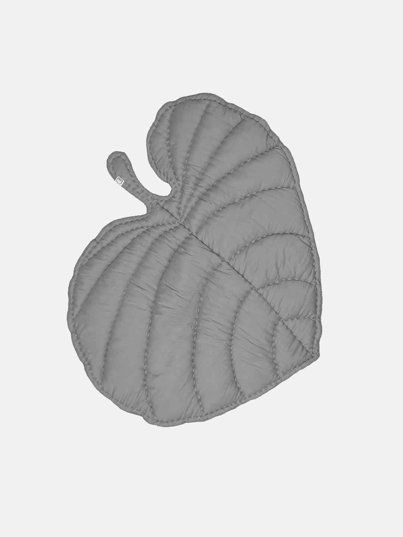 Leaf Blanket - Grey