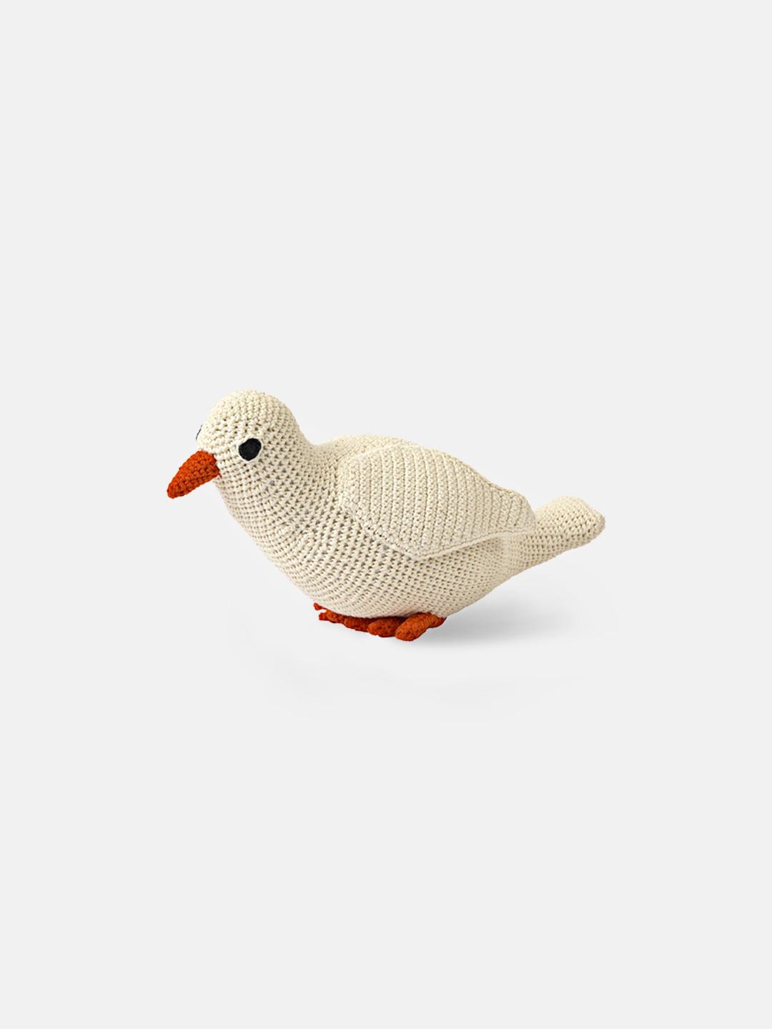 Crochet Pigeon