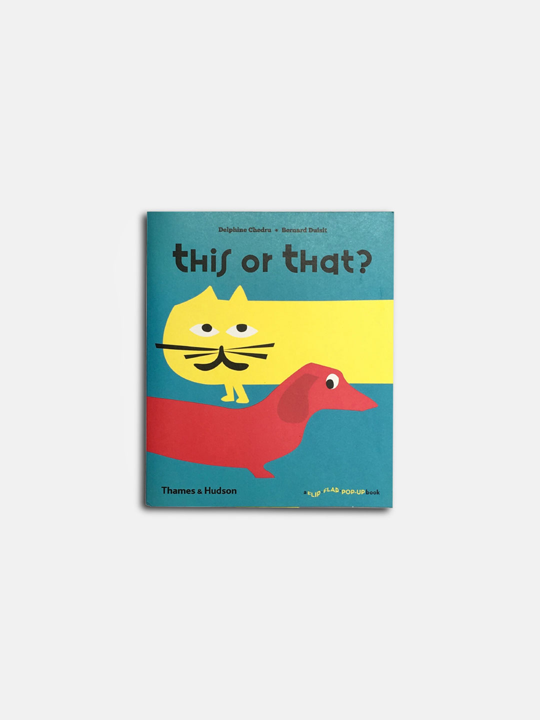 This or That? Flip Flap Book