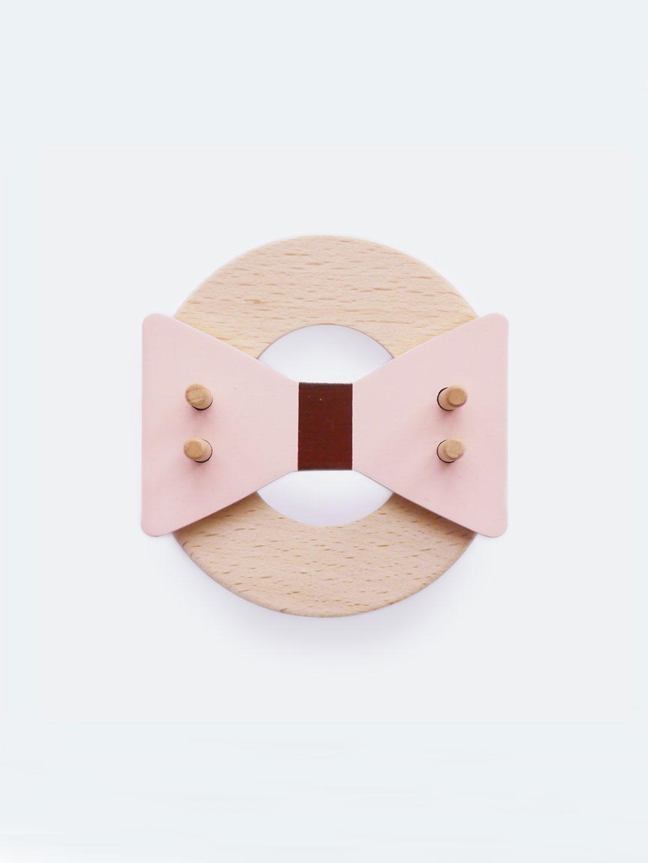Bow Pom Maker - Pink