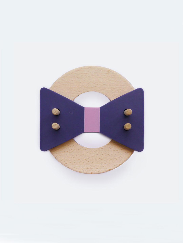 Bow Pom Maker - Violet