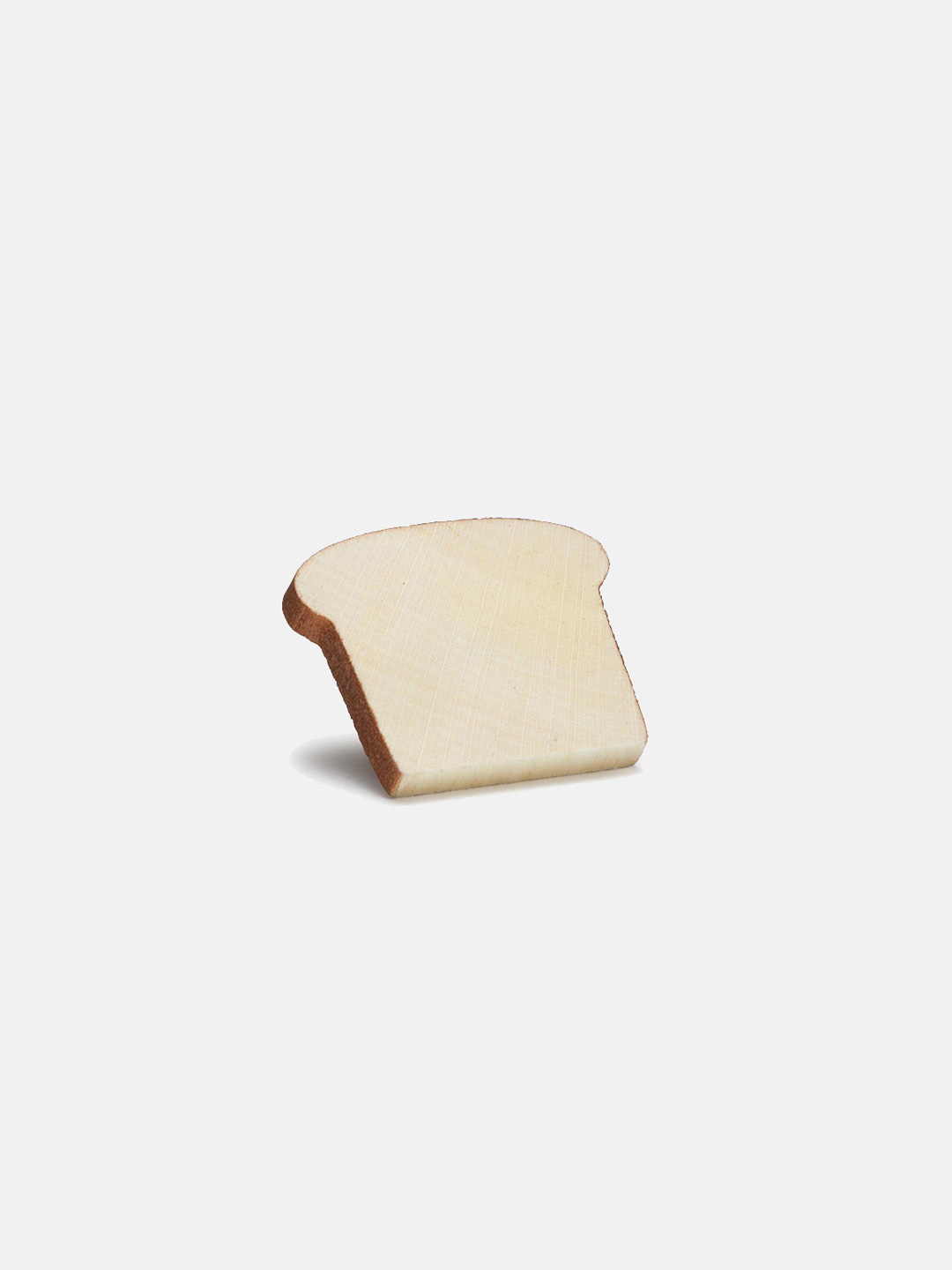 Wooden Food - Slice of Toast