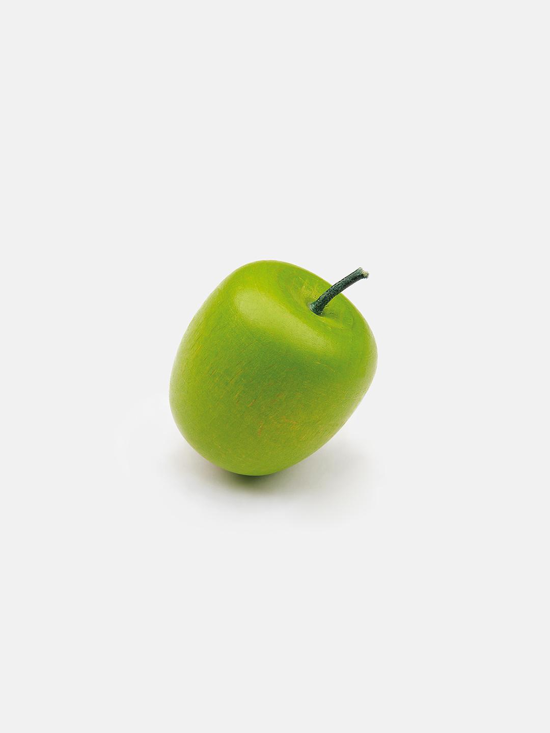 Wooden Fruit - Green Apple