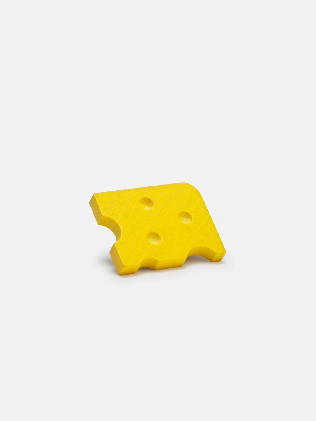 Wooden Food - Swiss Cheese