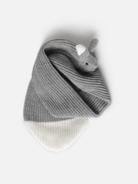 Rabbit Merino Scarf