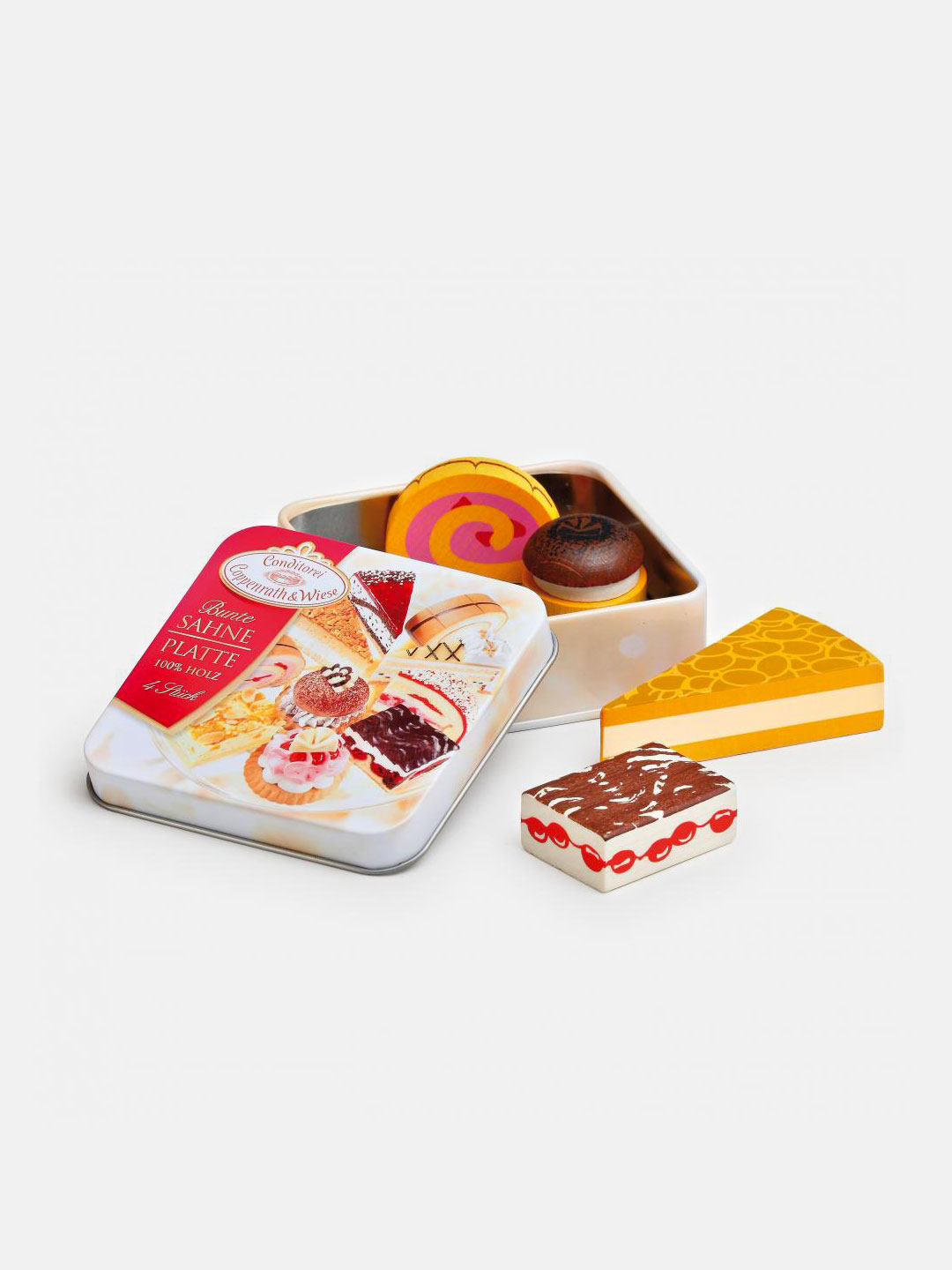 Assorted Vienese Cream Pastries