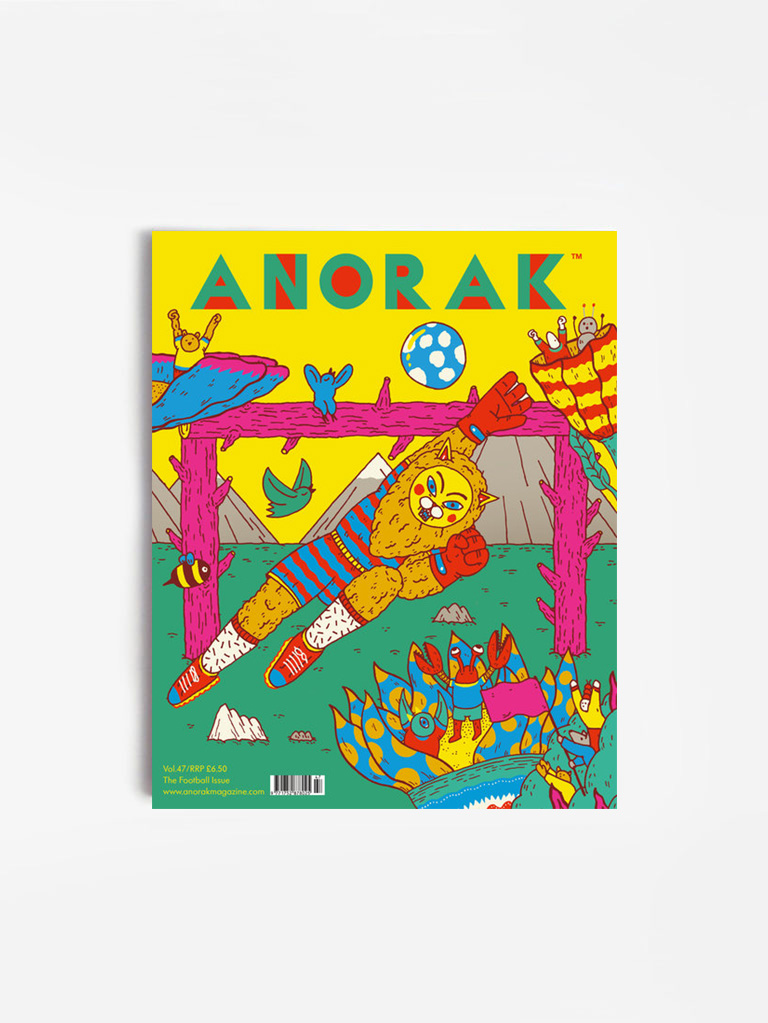 Anorak Magazine – Football