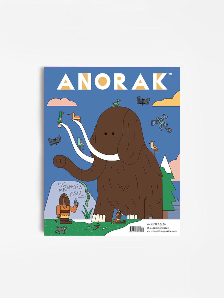 Anorak Magazine – Mammoths