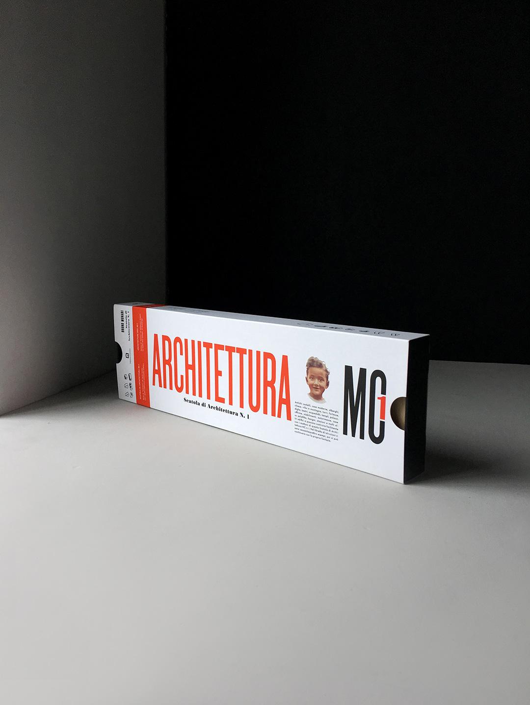 MC 1 Architecture Box - The New Edition