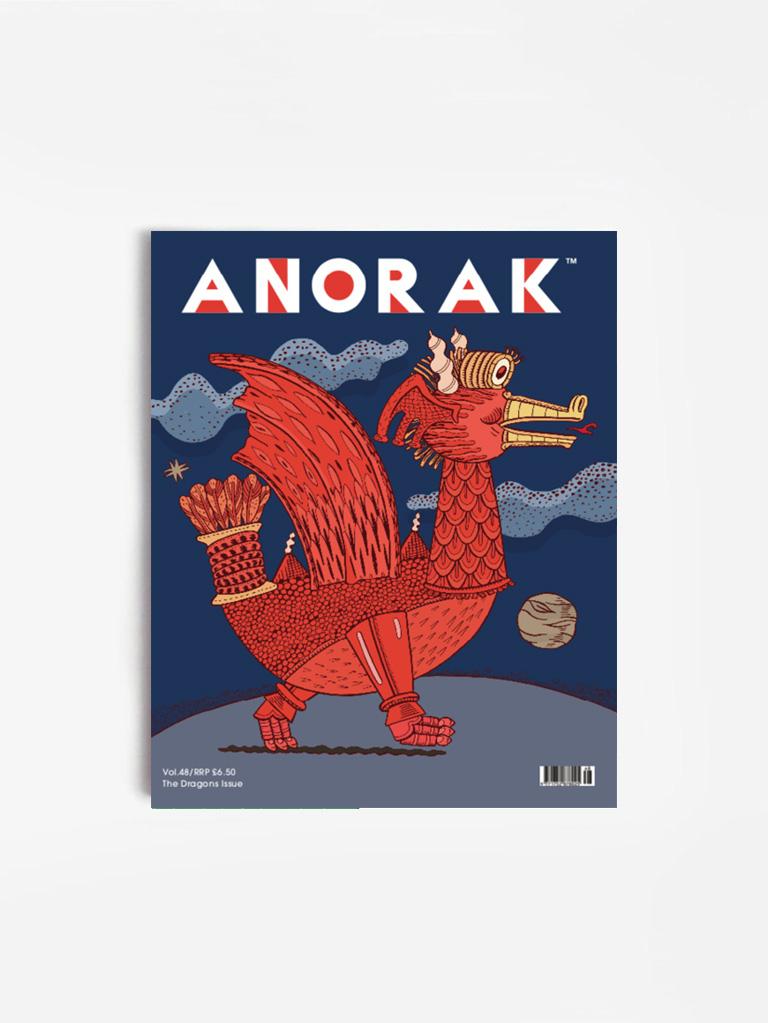 Anorak Magazine – Dragons