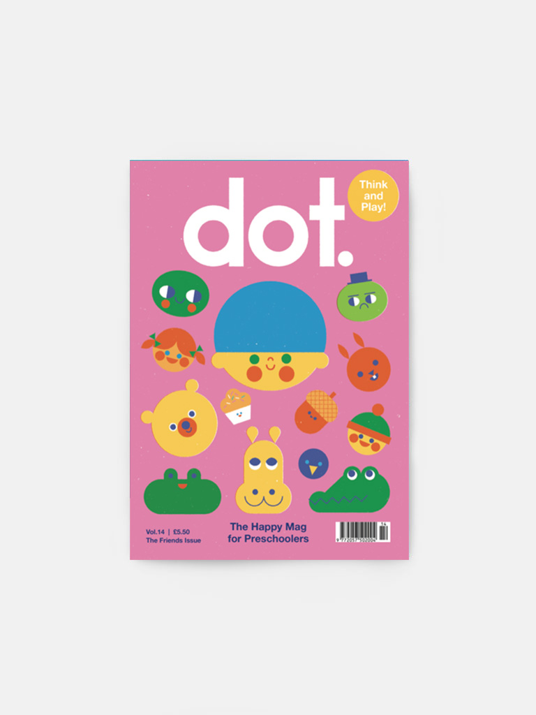 DOT - The Friends Issue