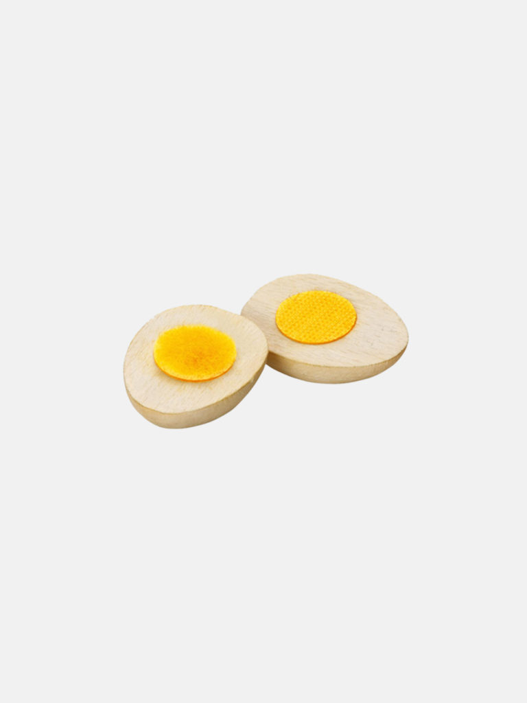 Wooden Food - Egg to Cut